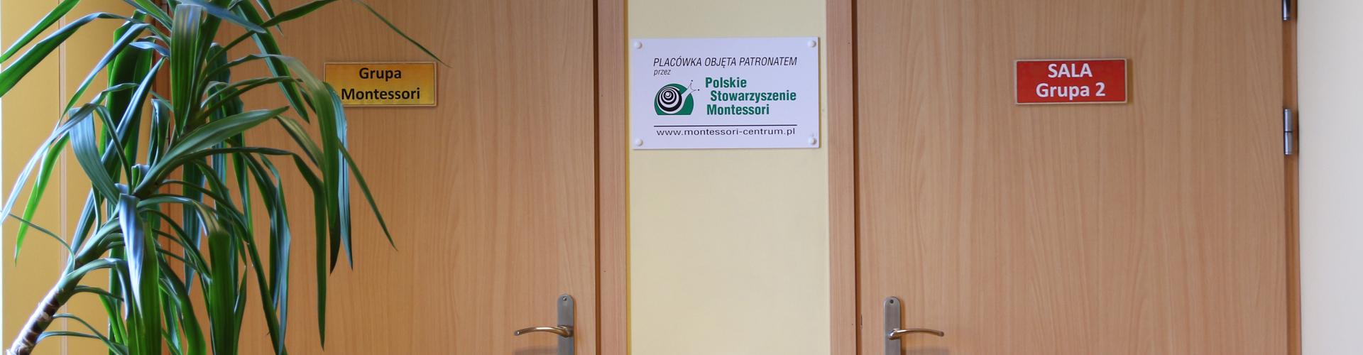 Patronat Polskiego Stowarzyszenia Montessori