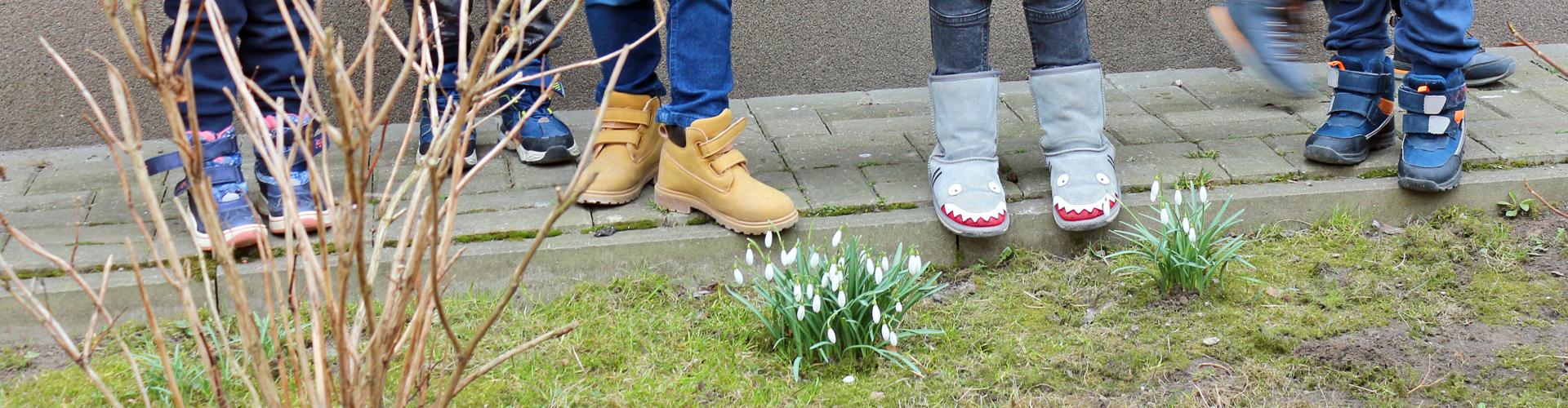 Szukamy oznak wiosny