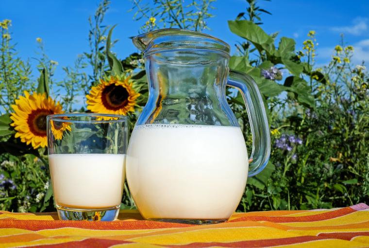 3. Mleko w diecie dziecka.