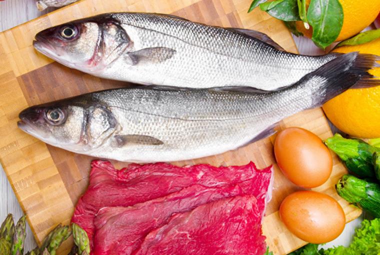 5. Produkty białkowe w diecie dziecka.