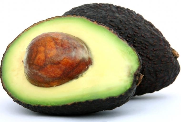 9. Awokado - najbardziej kaloryczny owoc.